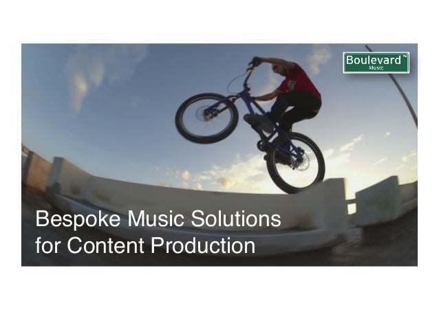 Bespoke Music Solutions 