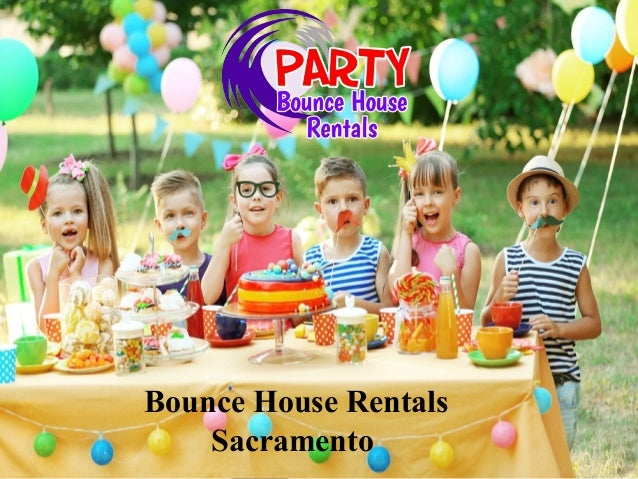 Enjoy Like Never Before With Playful Party Rentals