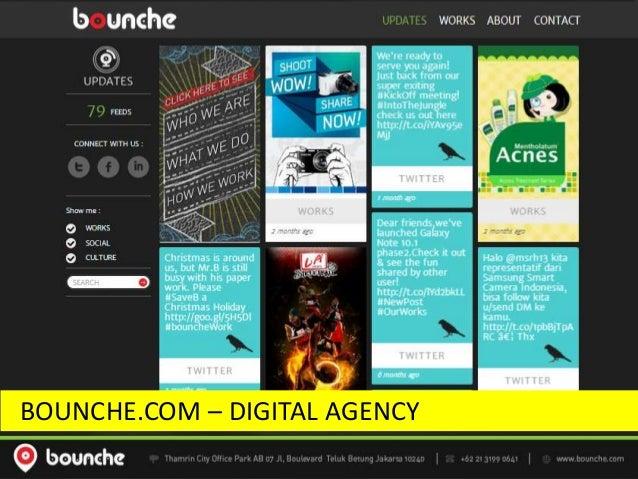 BOUNCHE.COM – DIGITAL AGENCY