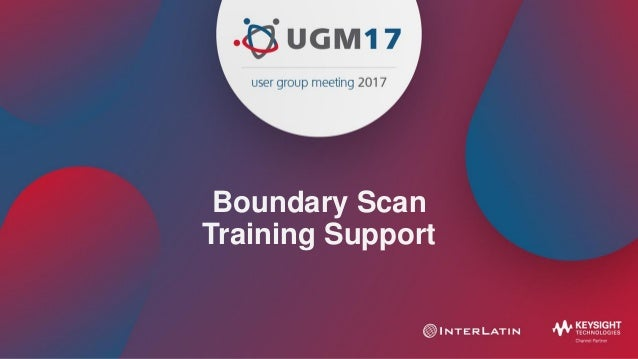 Boundary Scan Training Support