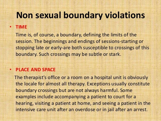 An introduction to personal boundaries | informed and empowered.