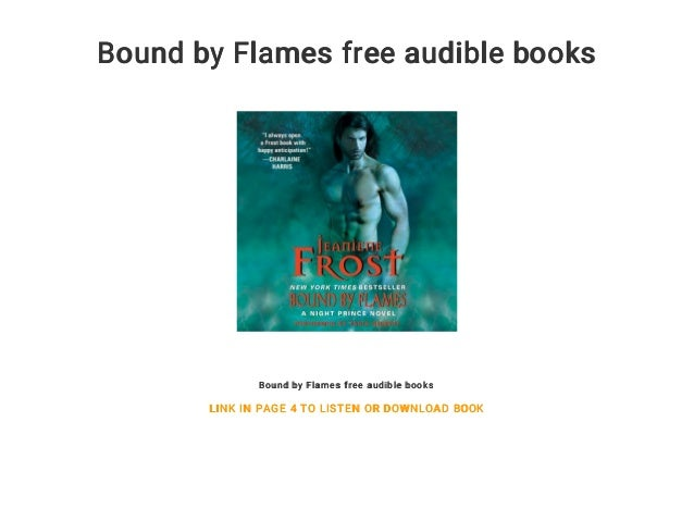 Bound by Flames free audible books