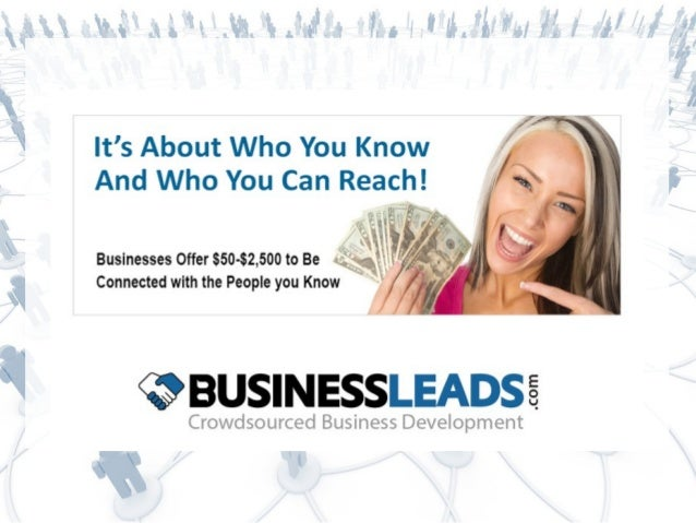 How to Make Money on BusinessLeads.com