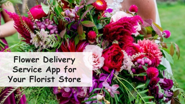 Flower Delivery Service App for Your Florist Store