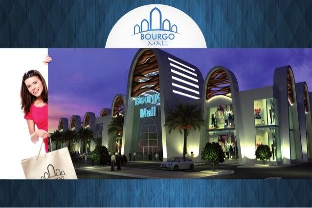 Bourgo Mall Djerba dans le sud de l a tunisie