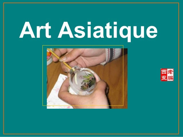 Art Asiatique