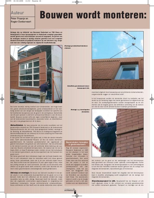BIVT5   16-02-2006      11:53     Pagina 16    Auteur    Peter Fraanje en    Rogier Donkervoort                           ...