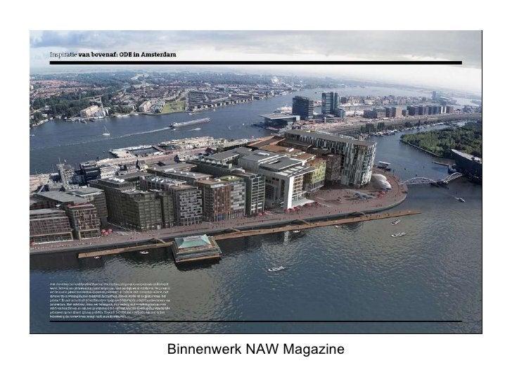 Binnenwerk NAW Magazine
