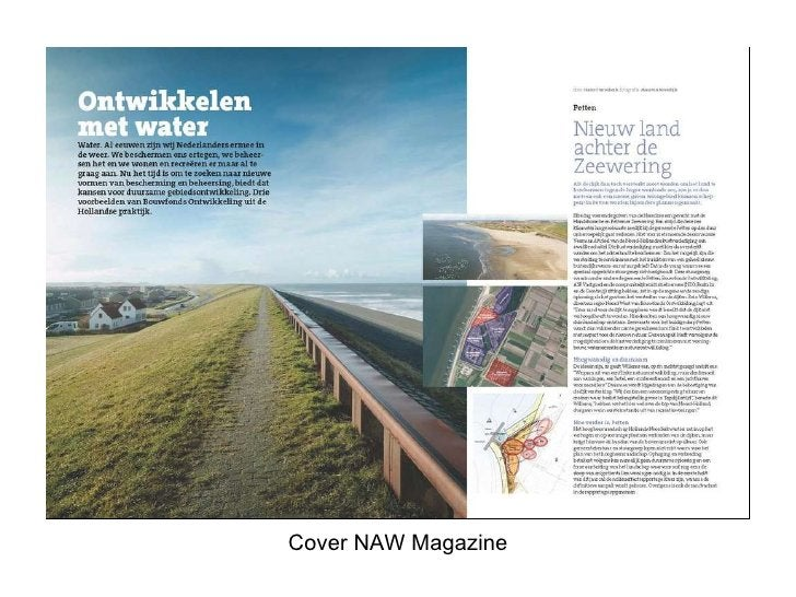 Cover NAW Magazine