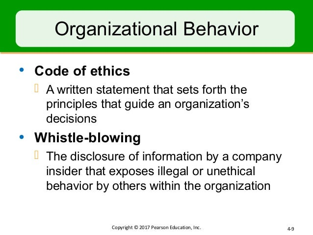 Common Types of Ethical Issues Within Organizations