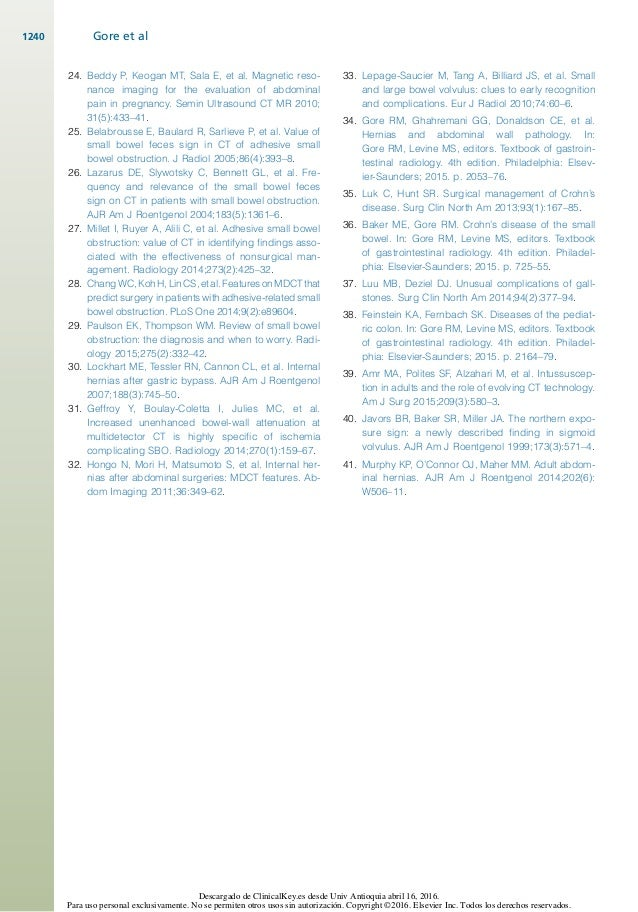 24. Beddy P, Keogan MT, Sala E, et al. Magnetic reso- nance imaging for the evaluation of abdominal pain in pregnancy. Sem...