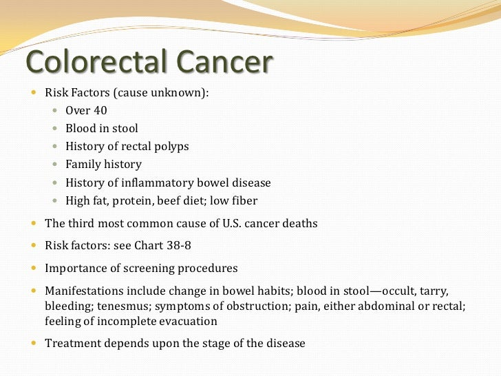 Colon Cancer Stools Related Keywords Colon Cancer Stools