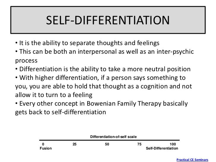 the bowenian approach to family therapy essay View this research paper on basic concepts of bowen family therapy bowen family therapy is a system-based treatment rather than treating the individual as a research paper basic concepts.