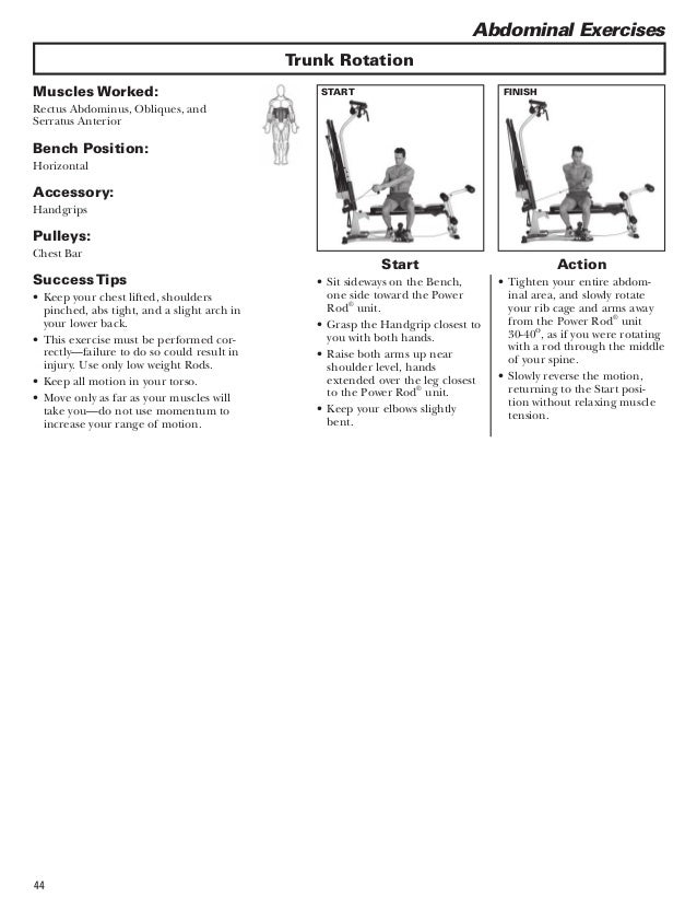 bowflex blaze workouts and manual rh slideshare net User Guide Template Example User Guide