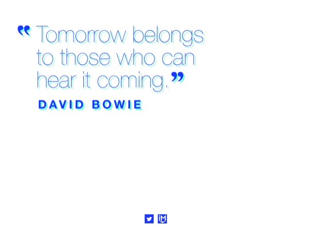 11 David Bowie Quotes to Inspire Action and Innovation