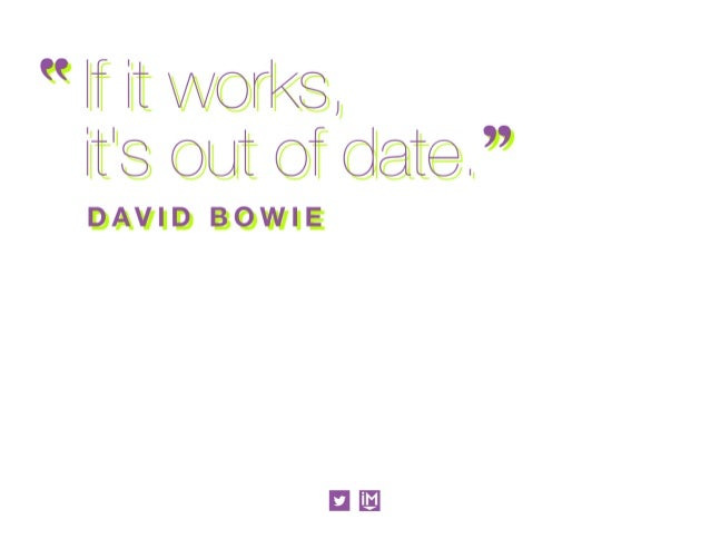 11 David Bowie Quotes to Inspire Action and Innovation Slide 3