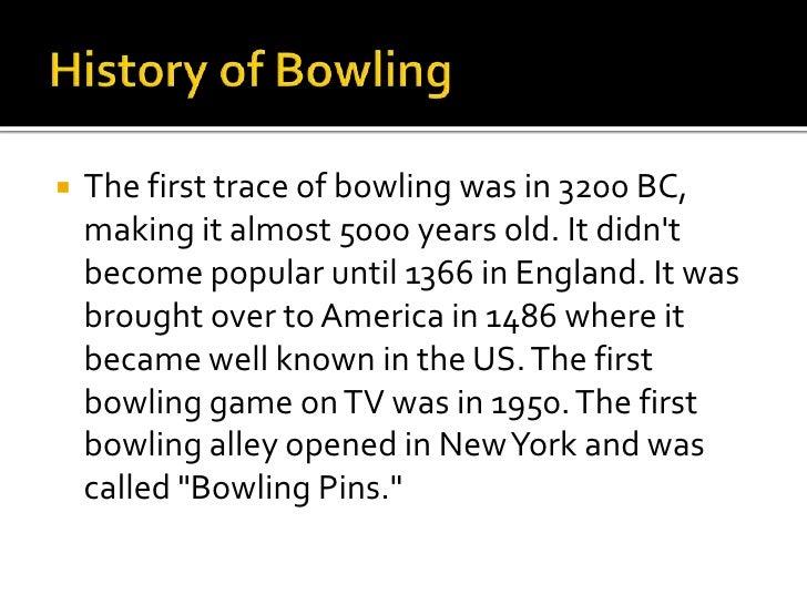 Bowling Slide 2