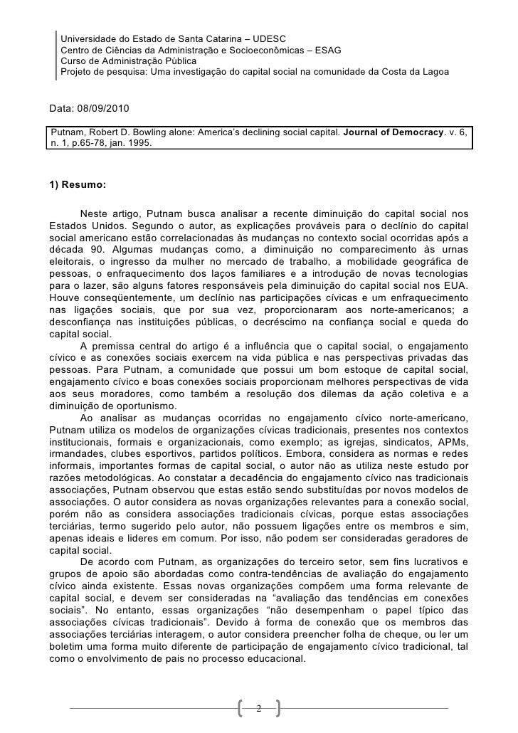 Universidade do Estado de Santa Catarina – UDESC   Centro de Ciências da Administração e Socioeconômicas – ESAG   Curso de...