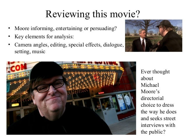 a thought provoking film in bowling for columbine by michael moore `bowling for columbine,' is a very thought provoking film perhaps the first thought it provokes in any us resident is that the most sensible thing he or she could possibly do is move forthwith to canada.