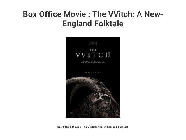 vvitch movie