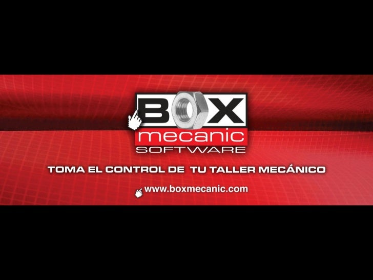 Sistemas Box S.A. de C.V.           ¿Quiénes somos?Somos una empresa mexicana dedicada al desarrollo desistemas administra...