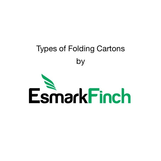 Types of Folding Cartons by