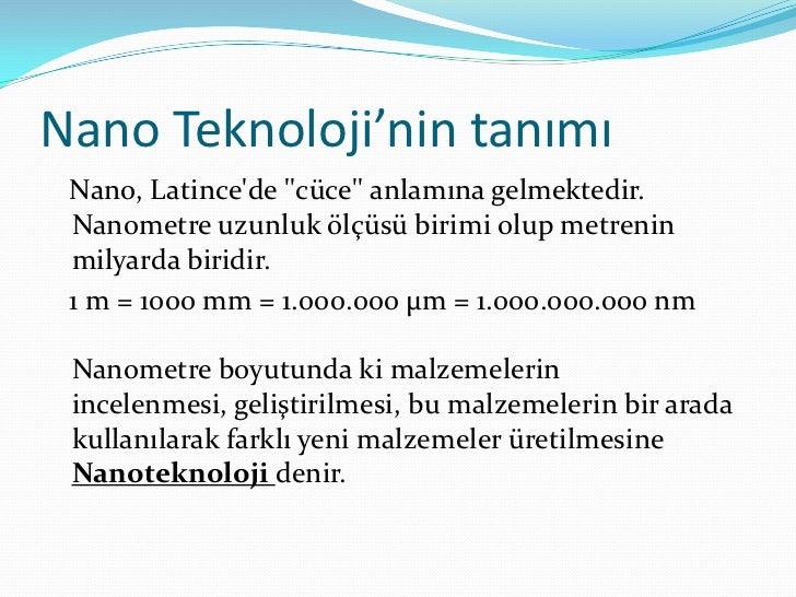 Boya Sektoründe Nano Teknoloji
