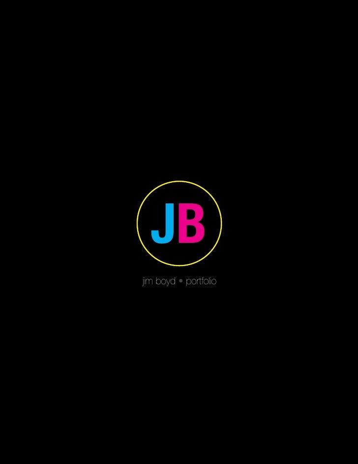 JB jim boyd • portfolio
