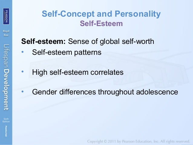 theoretical framework on self esteem and gender Self-esteem and job satisfaction in in the light of above theoretical framework and result indicated that gender and type of school do not affect self.