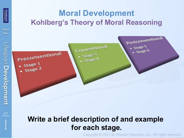 morality development 0 19 How do we know the difference between right and wrong this lesson will explore the stages of moral development, which is the process by which.