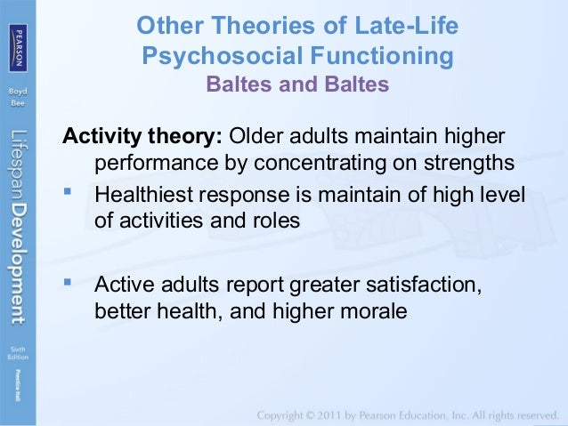 """lifespan development chapter 18 Lifespan brain development boxes apply research on neurological development to topics such as the multidimensional """"brain-based education"""" movement, videos that claim to promote precocious infant learning, and how changes in the middle-aged brain relate to behavioral changes typical of individuals in midlife."""
