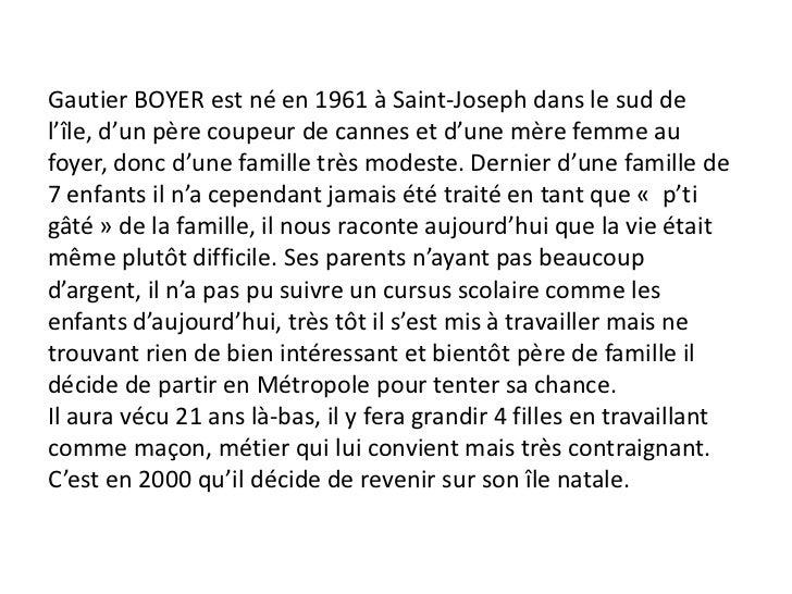 Boyer gautier Slide 2