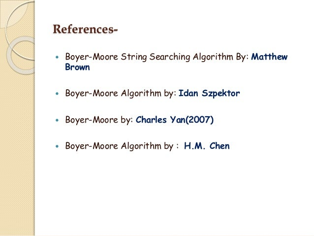 Fastest algorithm to find a string in an array of strings ...
