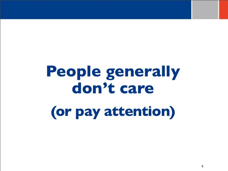 The ROI of your communications Slide 3
