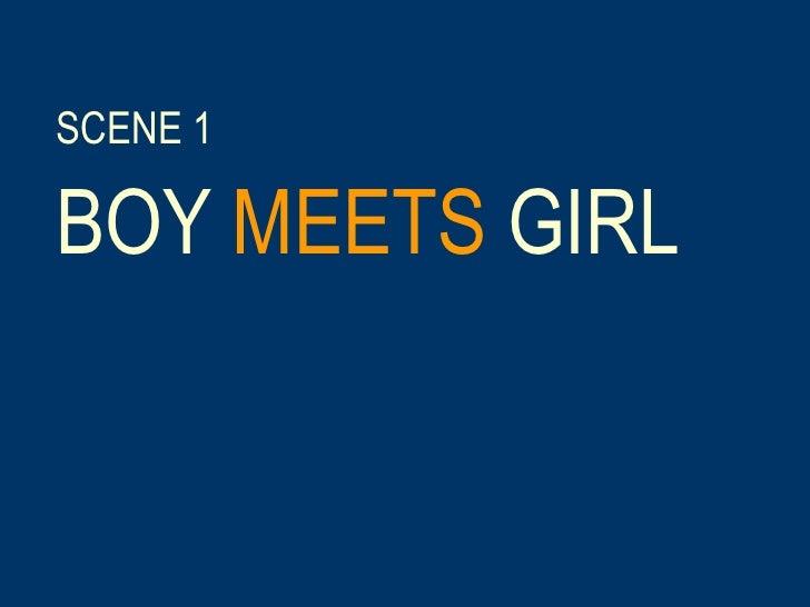 Boy Meets Girl Slide 2