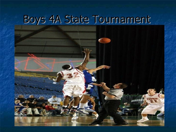 Boys 4A State Tournament