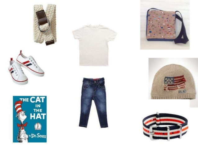 Boys accessories collage 1