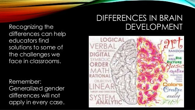 brain development sex differences in Antioch