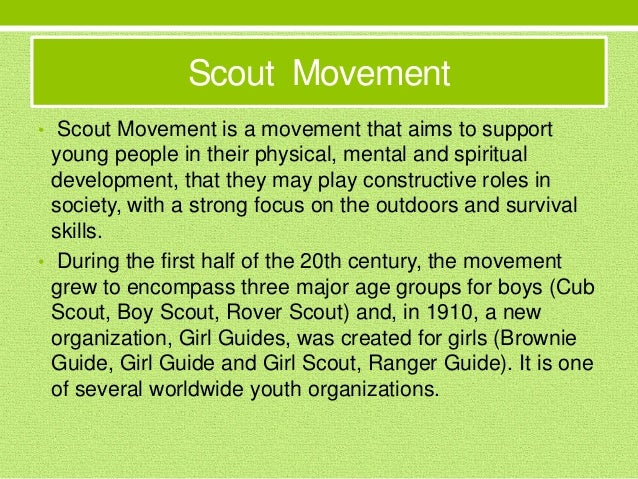 History of Boy Scouts in  Negros Oriental Slide 2