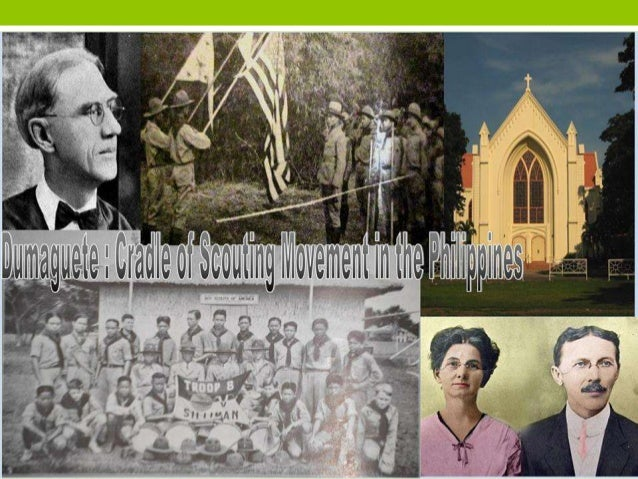 Scoutmaster Vicente Lauron Layumas • A.A.'28 In 1925 he earned his Eagle Scout rank at Silliman's Troop 8 and was urged by...