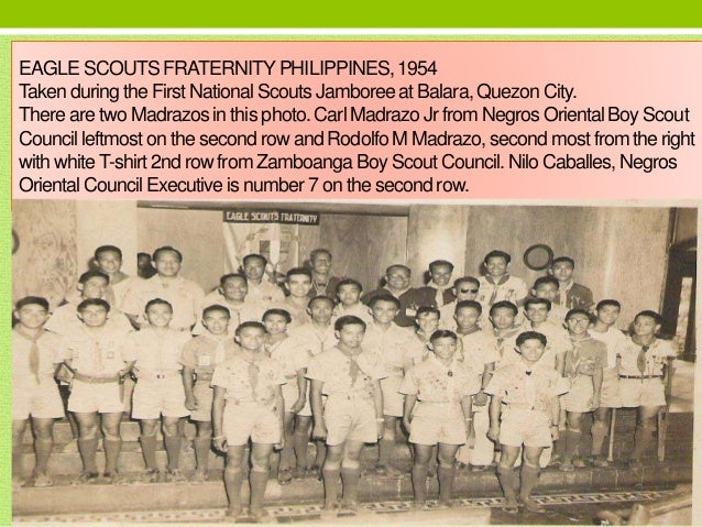 Dr. Henry Mack –Eagle Scout &Sea Scout Advocate • Dr.Mack first introduced the Sea Scouting in Dumaguete and Silliman Univ...