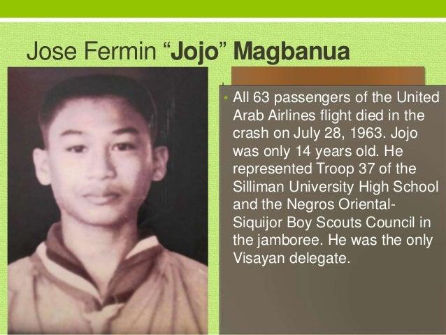 Philippine Contingent 1963