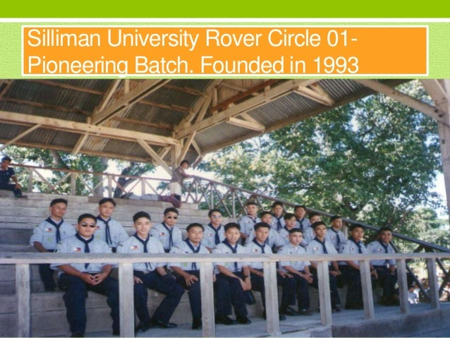 During the Japan Rover Moot and the Asia Pacific Rover Moot.