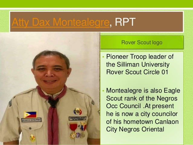 Rover Scout Basic Mountaineering