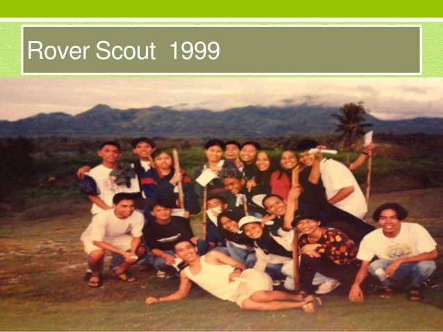 Pioneer Rover Scout in the Visayas • We own it to Hon. Judge Rafael Cresencio C. Tan, Jr. for the kind of training and lea...