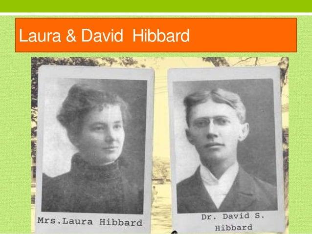 Laura & David Hibbard