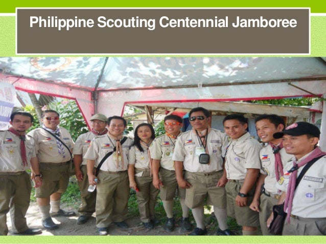 God & Country Award Rover Scout Cezar G. Lopez of Silliman University
