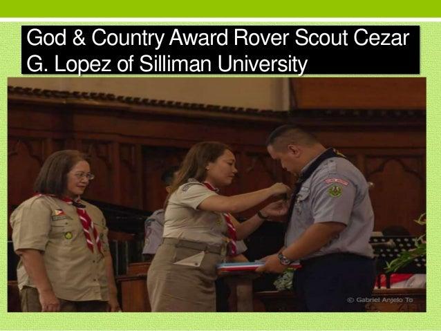 Silliman U. Scouting Centennial 1922-2022