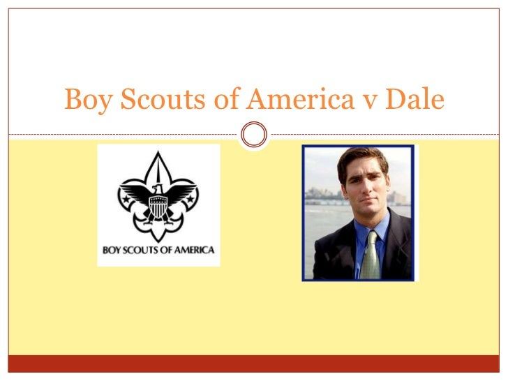 boy scouts of america v. dale essay