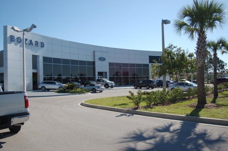 Ford Dealer Serving Jacksonville